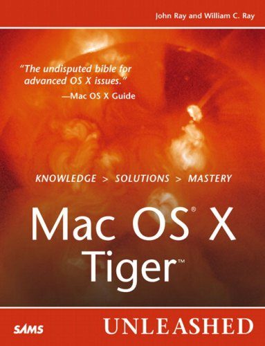 Mac Os X Tiger Unleashed (Unleashed)