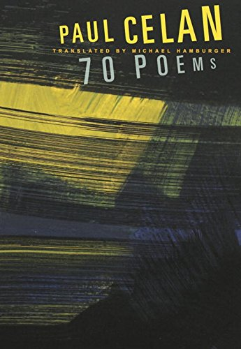 Paul Celan: 70 Poems (Karen & Michael Braziller Books)