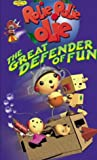 Rolie Polie Olie - The Great Defender of Fun [VHS]
