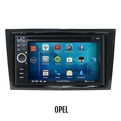 Alpha S700 - pour Opel Antara, Astra H, Astra TwinTop, Corsa D, Zafira B◄ Le husky Radio Android avec GPS✔Bluetooth✔WiFi✔Multi toucher préparation Display✔3G✔Navigation✔ pour: TV (DVB-T) et num&eacute