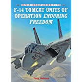 F-14 Tomcat Units of Operation Enduring Freedom (Combat Aircraft)
