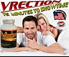 VRECTION male Enlargement Pills - Male Sex Enhancement Pills- Male Sexual Enhancer - Male Libido Booster - Gain Length, Girth And Stiffness In 75 Minutes-Testosterone Support - Male Sexual Enhancer - Naturally Increase Semen volume- Male Enhancement Sex Pills - Achieve Multiple orgasms- Money Back Guarantee.