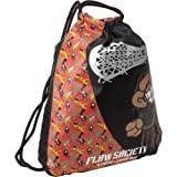 Flow Society Sackpack (RED/BLACK/BROWN/YELLOW)