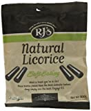 Rj's Natural Soft Eating Licorice 300 g (Pack of 4)
