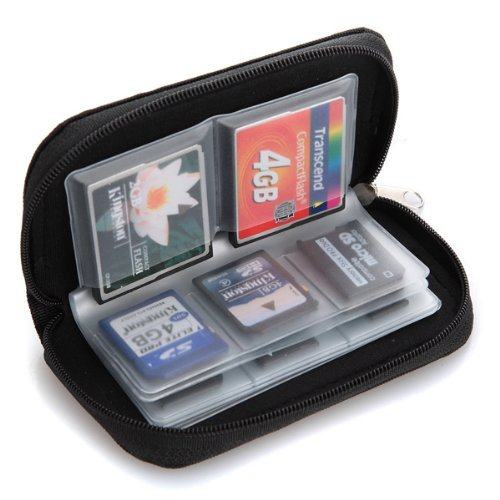 22-ranuras-funda-soporte-para-memoria-Micro-SD-SDHC-MMC-tarjeta-CF-caso