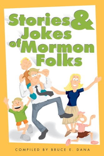 Image for Stories and Jokes of Mormon Folks