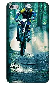 iessential racer Designer Printed Back Case Cover for Apple iPhone 6s