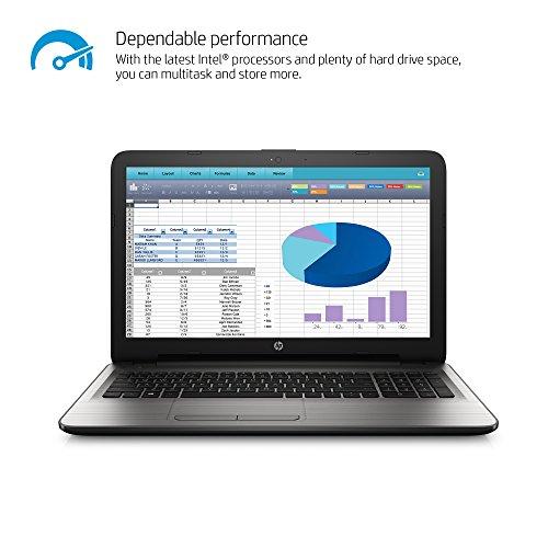 "HP 15-ay011nr 15.6"" Full-HD Laptop (6th Generation Core i5, 8GB RAM, 1TB HDD) with Windows 10"