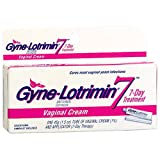 Gyne-Lotrimin 7 Vaginal Cream and Applicator, 7-Day Treatment, 1.5-Ounce Tubes and Applicator (Pack of 2)