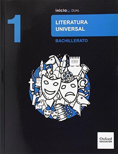 Literatura Universal. Libro Del Alumno. Bachillerato 1 (Inicia)