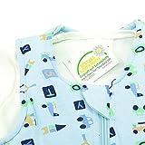Baby-2-in-1-Schlafsack-Set-Musterspielsachen-wattiert-warm-gefttert-fr-khlere-Tage-4-Jahreszeiten-Baumwolle-Ganzjahres-Spezial-Schlafsack-Innensack-Auensack-Kombi-Schlafsack-Set-Gre-7480