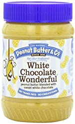 Peanut Butter & Co White Chocolate Wonderful — 16 oz