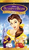 Disneys Beauty and the Beast - Belles Magical World (Special Edition) [VHS]