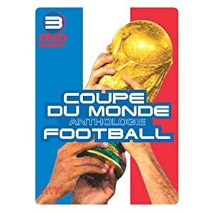 Coupe du Monde : Anthologie Football - Coffret 3 DVD