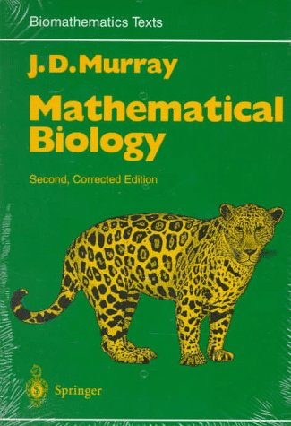 Mathematical Biology (Biomathematics Series)