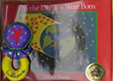 On the Day You Were Born Book-and-Rattle Set (0152016392) by Frasier, Debra
