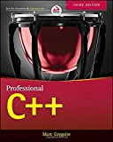 img - for Professional C++ book / textbook / text book