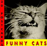 Funny Cats Postcard Book (1556704712) by Suares, Jean-Claude