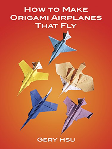 How to Make Origami Airplanes That Fly - 1