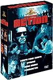 echange, troc Coffret Action 4 DVD : Coups pour coups / Cyborg / Road House / Terminator