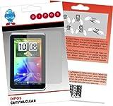 DIPOS Displayschutzfolie für HTC Flyer Tablet Crystalclear