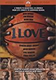 Cover art for  1 Love: A Tribute to Basketball in America