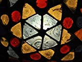 Designer Mosaic Glass Table Decorative Votive Candle Holder Yankee 3 Inches