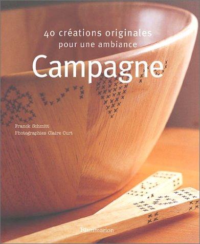 40 créations originales pour une ambiance campagne