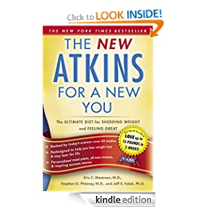 The New Atkins for a New You at Amazon.com