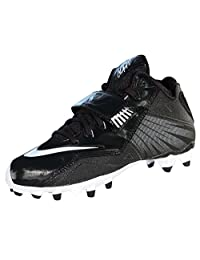 Nike Boys' CJ Strike 2 TD Football Cleats-Black