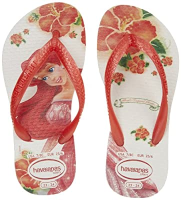 Havaianas Kids Slim Princess Flip Flop (Toddler/Little Kid/Big Kid)