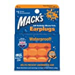 Macks Kids Pillowsoft Earplugs - Oran...