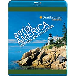 Smithsonian Channel: Aerial America: New England Collection [Blu-Ray]