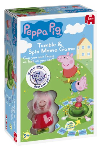 Peppa Pig Tumble and Spin Game