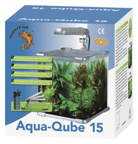 Aquarium Aqua Qube 15 Superfish