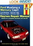 Ford Mustang and Mercury Capri, 1979-...
