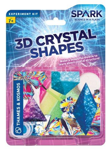 Thames and Kosmos 3D Crystal Shapes