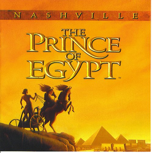 The Prince of Egypt Nashville (Country Music Version): Freedom By Wynonna, Make It Through By Randy Travis & Linda Davis, I Give You to His Heart By Alison Kraus, Heartbeat of Hope By Steven Curtis Chapman, Milk and Honey By Pam Tillis, Once in a While By