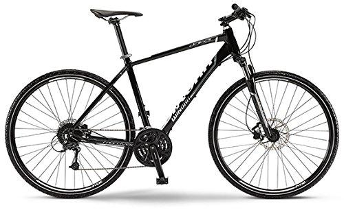 Winora-Crossbike-Dakar-28-schwarzpolish-2015-Herren-27-Gang-Shimano-Deore-Rahmenhhe-56