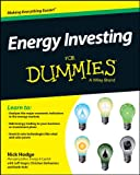 Energy Investing For Dummies (For Dummies (Business & Personal Finance))