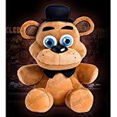 "Five Nights At Freddy's 4 FNAF FREDDY BEAR Doll Plush Toys 10"" by new [並行輸入品]"