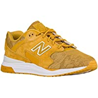 New Balance Men 1550 REVlite Reflective Shoes (Yellow/Quake/White)