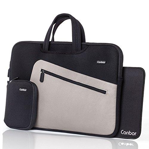 Canbor Waterproof Laptop Case Bag 15
