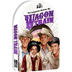 Wagon Train: Season 6 - Embossed Collectable Tin