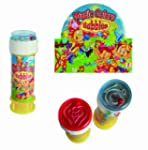 Childs Kids Bubbles with Puzzle in th...