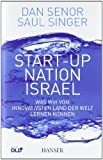 img - for Start-up Nation Israel book / textbook / text book