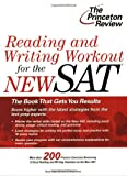 img - for Reading and Writing Workout for the SAT (College Test Preparation) book / textbook / text book