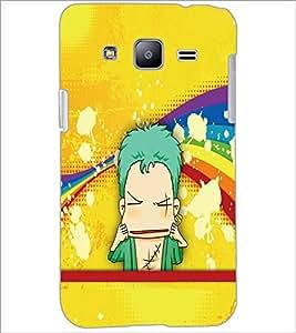PrintDhaba Cartoon D-5794 Back Case Cover for SAMSUNG GALAXY J2 (Multi-Coloured)