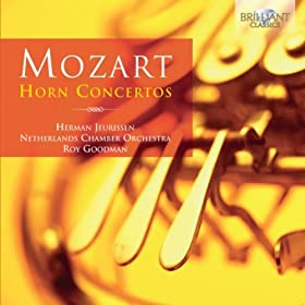 Horn Concerto No. 1 in D Major, KV 412: I. Allegro
