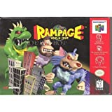 Rampage: World Tour (N64)
